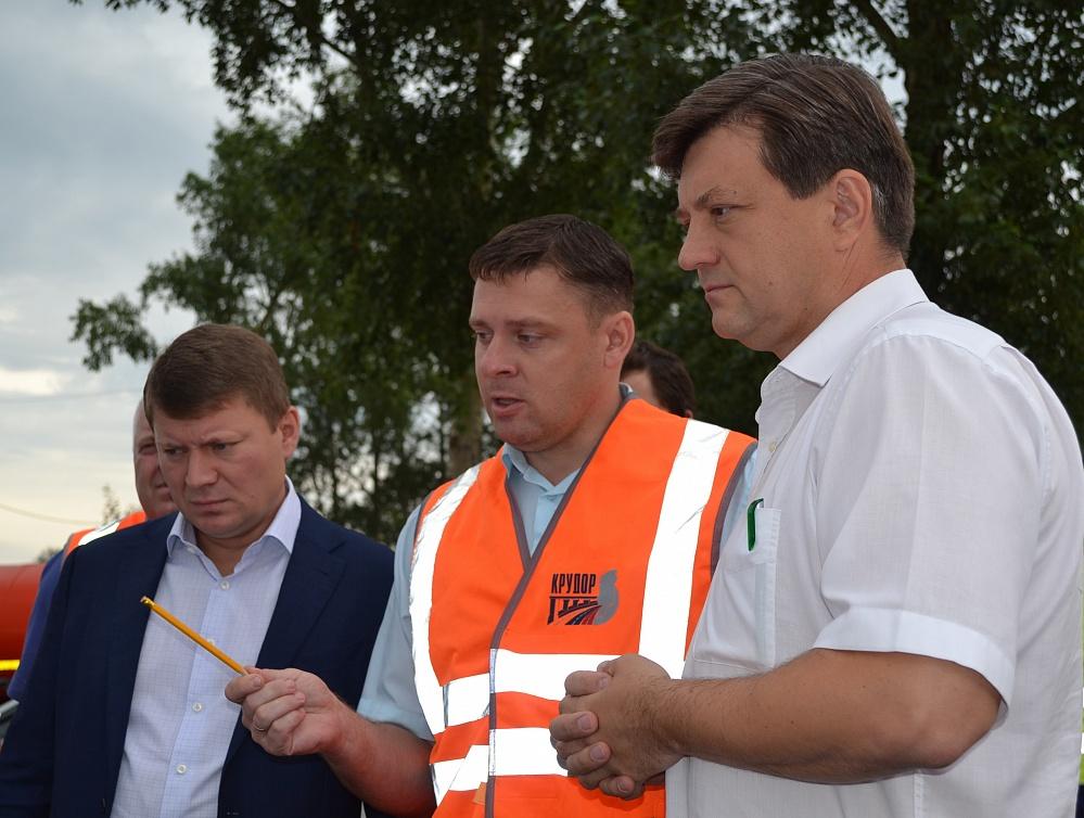 Владислав Логинов снял свою кандидатуру свыборов руководителя Красноярска